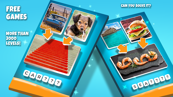 2 Pictures 1 Word - Offline Games 1.27 Screenshots 8