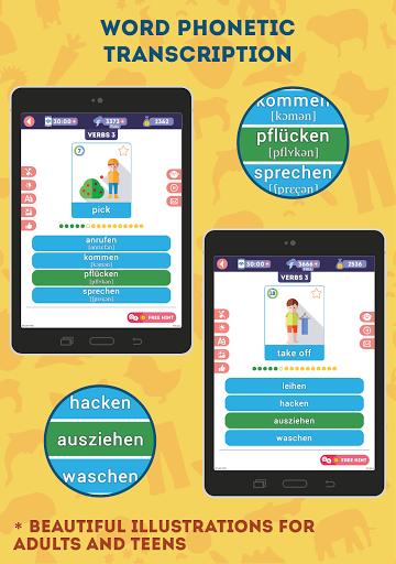 German for Beginners: LinDuo HD 5.16.0 screenshots 12