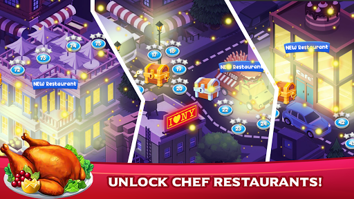 Cooking Mastery - Chef in Restaurant Games  screenshots 1
