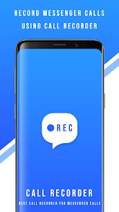Record Messenger calls 1