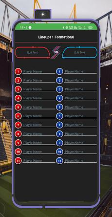 Lineup11: Football Tactics Boardのおすすめ画像4