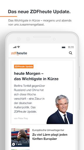 ZDFheute - Nachrichten  screenshots 5