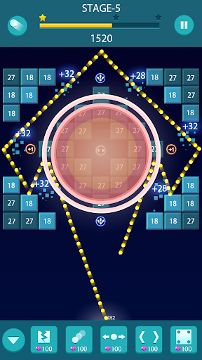 Bricks and Balls - Brick Breaker Game  screenshots 1