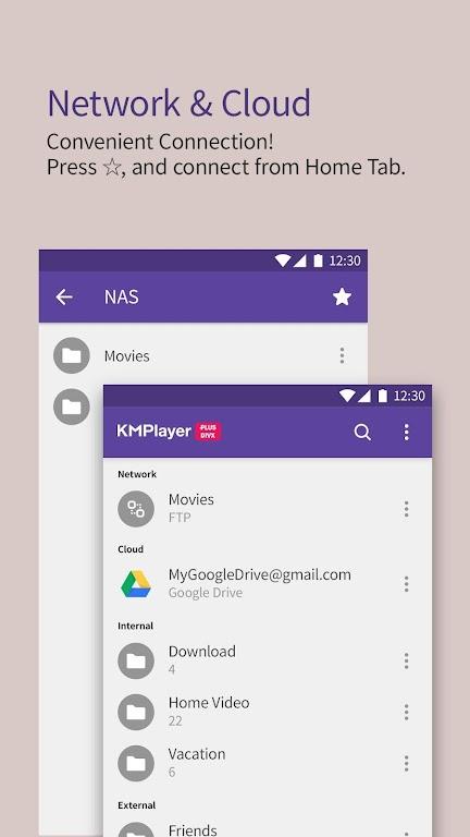KMPlayer Plus (Divx Codec) - Video player & Music  poster 4