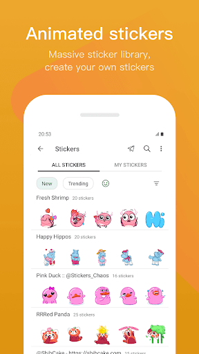 AppMate - Video & Sticker Downloader screenshots 2