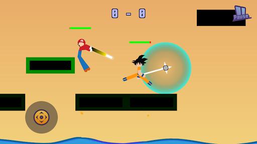 Supreme Stickman Fighter: Epic Stickman Battles apkpoly screenshots 1