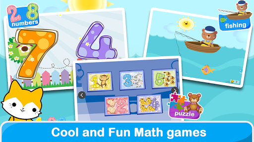 Preschool Games For Kids - Homeschool Learning 8.9 Screenshots 4