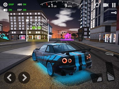 Ultimate Car Driving Simulator Screenshot