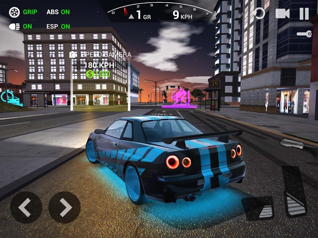Ultimate Car Driving Simulator poster 11