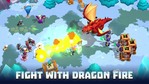 Summon Revolt: Magic Battle 0.20.1 screenshots 6