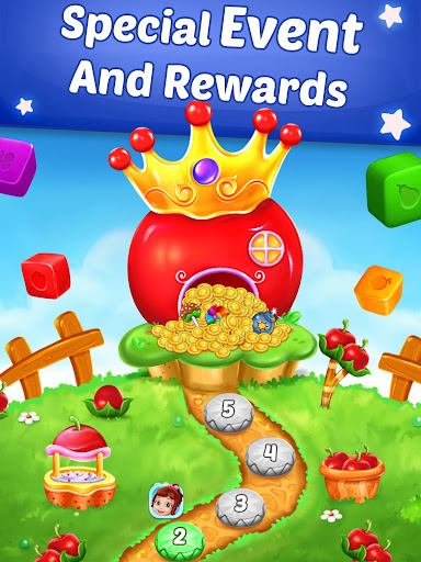 Fruit Cube Blast modavailable screenshots 11