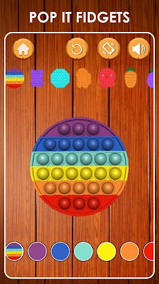 Fidget Toys 3D - Fidget Cube, AntiStress & Calmのおすすめ画像3
