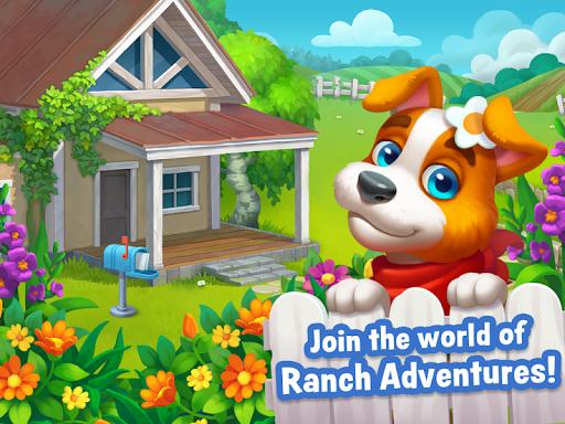 Ranch Adventures: Amazing Match Three  screenshots 12