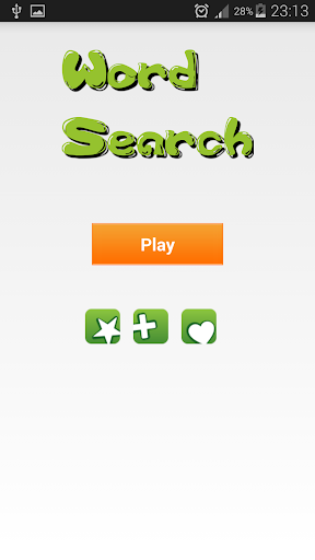 Word Search 1.0 screenshots 1
