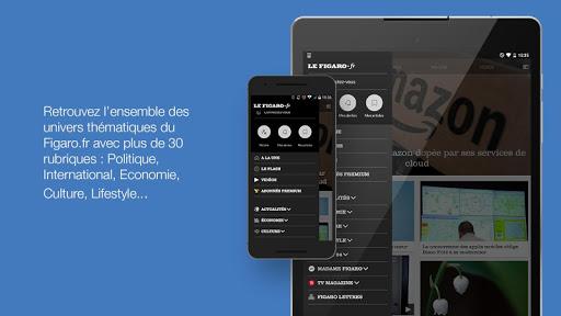 Le Figaro.fr: Actu en direct 5.1.25 Screenshots 12