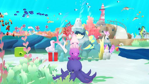 Abyssrium World: Tap Tap Fish android2mod screenshots 21
