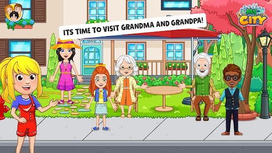 Baixar My City: Grandparents Home APK 1.1.3 – {Versão atualizada} 1