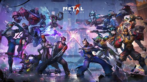 Metal Revolution  screenshots 11