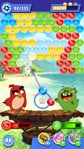 Angry Birds POP Blast 1.10.0 screenshots 5