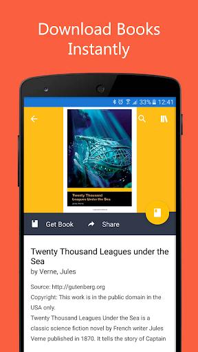 50000 Free eBooks & Free AudioBooks 5.40 Screenshots 2