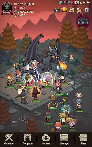 Evil Hunter Tycoon - Nonstop Fighting & Building 1.314 screenshots 24