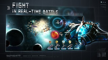 Clash of Stars: Space Strategy Game