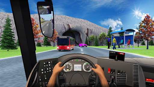 Offroad Bus Simulator 3d u2013 Mountain New Games 2021 20 screenshots 10