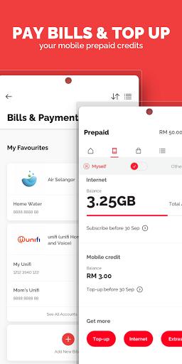 Boost eWallet - Cool & Rewarding way to pay screenshots 2