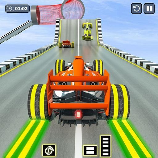 Formula Car Impossible Stunts