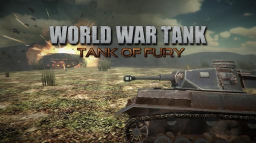 World War Tank : Tank of Fury  screenshots 9