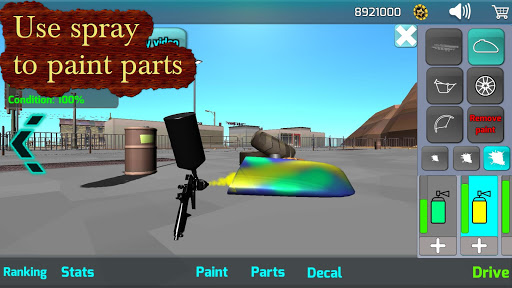 Wheelie King 4 - Online Getaway Wheelie bike 3D 1 screenshots 9