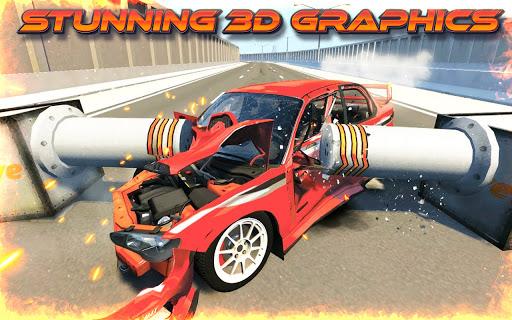Highway Crash Car Race  screenshots 6