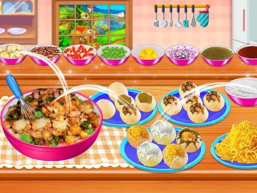 Panipuri Maker - Indian Street Food apkpoly screenshots 7