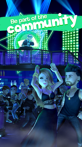 Club Cooee - 3D Avatar, Chat, Party & Make Friends  screenshots 2