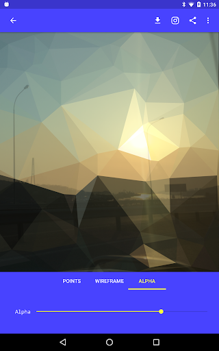 Triangulated. Lowpoly Art Tool For PC Windows (7, 8, 10, 10X) & Mac Computer Image Number- 12