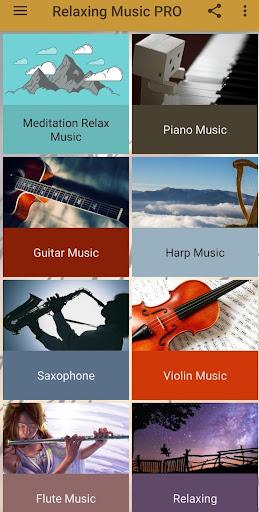 Relaxing Music - No Ads  screenshots 2