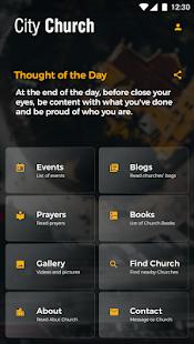 City Church- Template 0.0.2 screenshots 2