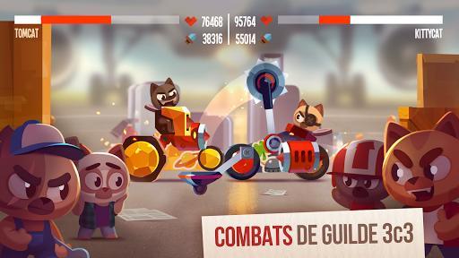 Code Triche CATS: Crash Arena Turbo Stars | Robots de combat (Astuce) APK MOD screenshots 4