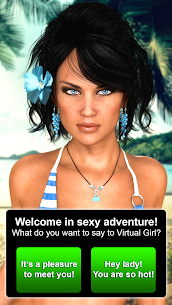 Sexy girl game 1