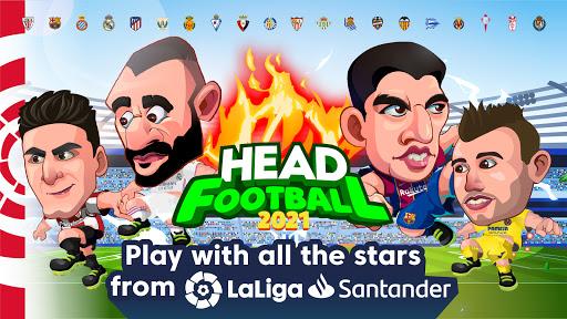 Head Football LaLiga 2021 - Skills Soccer Games 6.2.4 screenshots 1