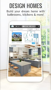 Design Home House Renovation Apk Download, Design Home House Renovation Mod Apk 4