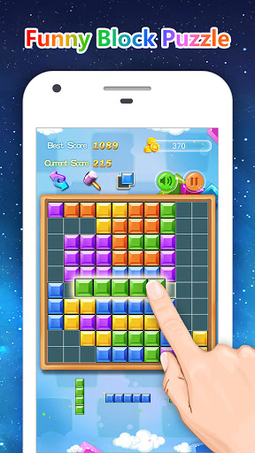 Block Gems: Classic Free Block Puzzle Games android2mod screenshots 2