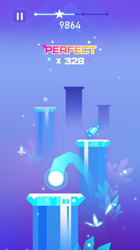 Beat Hop - EDM Music & Rhythm Ball Game apktram screenshots 4