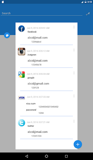 Password Saver 5.0 Screenshots 14