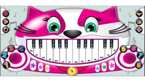 Meow Music - Sound Cat Piano  screenshots 2