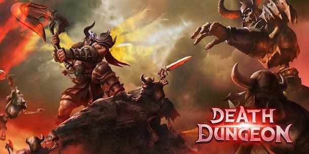 Death Dungeon : Demon Hunting RPG 1