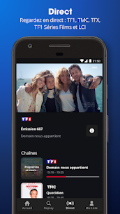 MYTF1 • TV en For Pc (Windows And Mac) Download Now 1