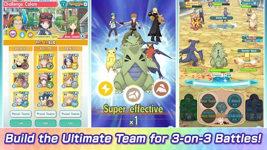 Pokémon Masters EX MOD Apk , (Unlimited Money/Gems) , *Latest Version* NEW 4