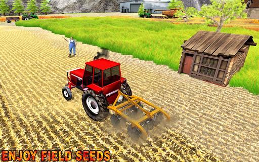 Tractor Farm 3D: New Tractor Farming Games 2021 1.15 screenshots 1