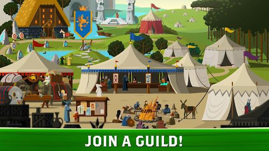 Questland: Turn Based RPG